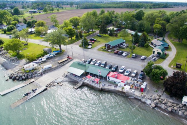 2472 North Shore Dr. Lowbanks Ontario for sale